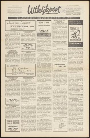 Uitkijkpost : nieuwsblad voor Heiloo e.o. 1966-11-03