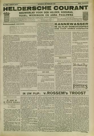 Heldersche Courant 1931-02-28