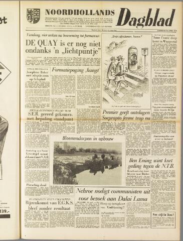 Noordhollands Dagblad : dagblad voor Alkmaar en omgeving 1959-04-25