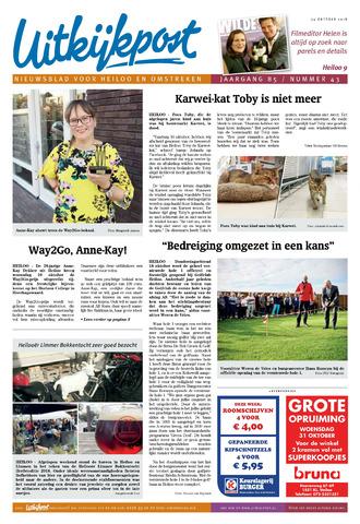Uitkijkpost : nieuwsblad voor Heiloo e.o. 2018-10-24