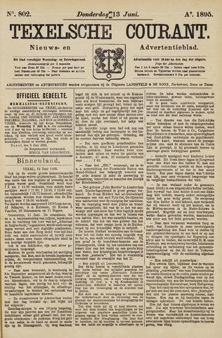 Texelsche Courant 1895-06-13