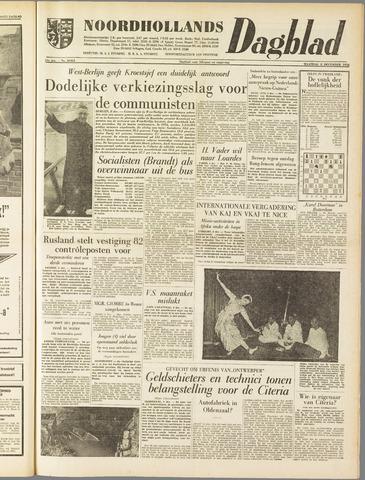 Noordhollands Dagblad : dagblad voor Alkmaar en omgeving 1958-12-08