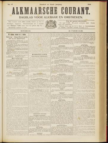 Alkmaarsche Courant 1908-02-25