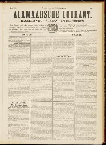 Alkmaarsche Courant 1911-03-07