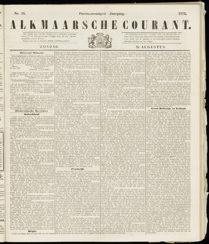 Alkmaarsche Courant 1872-08-25