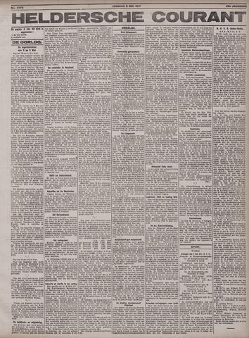 Heldersche Courant 1917-05-08