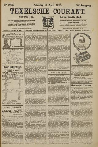 Texelsche Courant 1923-04-14