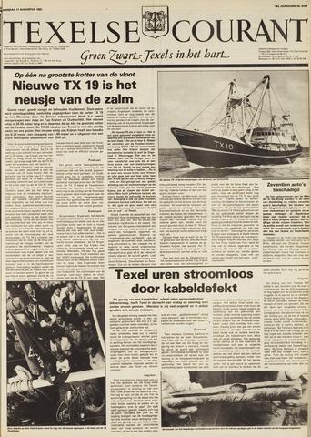 Texelsche Courant 1982-08-17