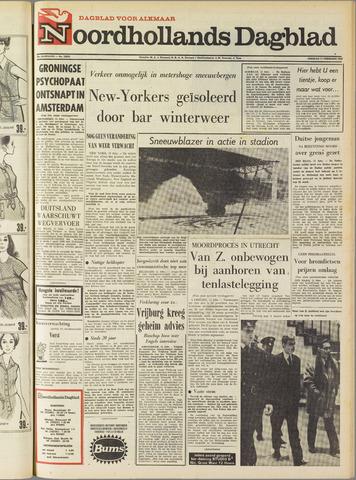 Noordhollands Dagblad : dagblad voor Alkmaar en omgeving 1969-02-11