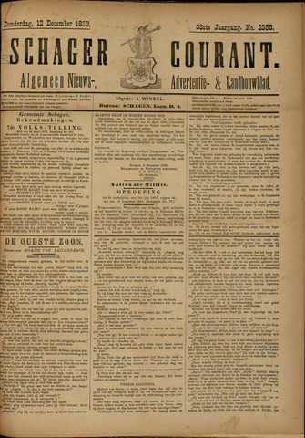 Schager Courant 1889-12-12