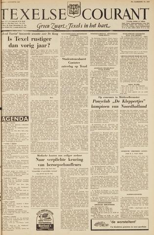 Texelsche Courant 1967-08-01