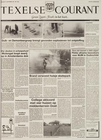 Texelsche Courant 2004-01-09
