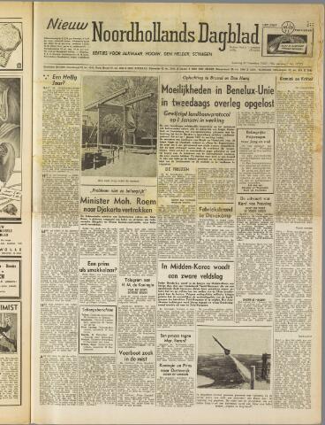 Nieuw Noordhollandsch Dagblad : voor Alkmaar en omgeving 1950-12-30