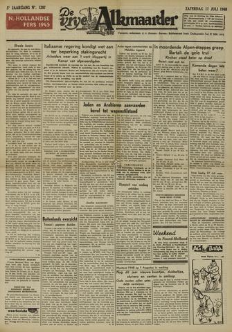 De Vrije Alkmaarder 1948-07-17