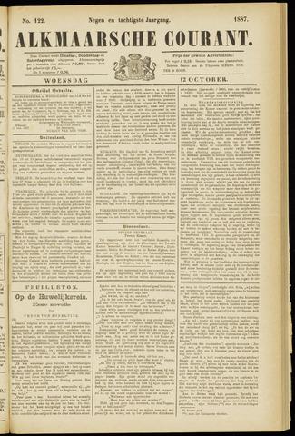 Alkmaarsche Courant 1887-10-12