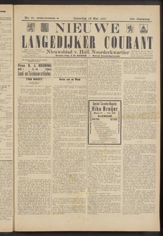 Nieuwe Langedijker Courant 1927-05-28