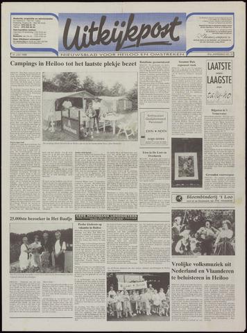 Uitkijkpost : nieuwsblad voor Heiloo e.o. 1996-07-31