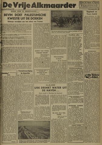 De Vrije Alkmaarder 1947-02-26