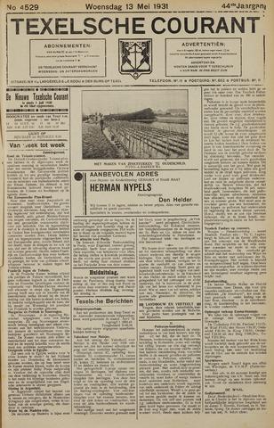 Texelsche Courant 1931-05-13