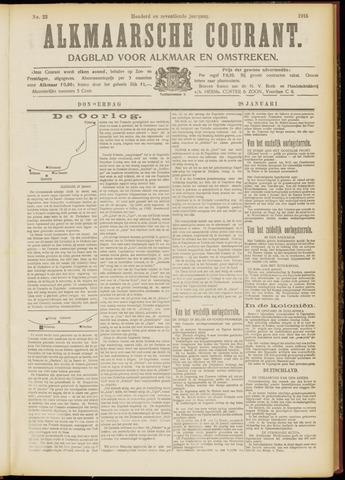 Alkmaarsche Courant 1915-01-28