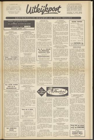 Uitkijkpost : nieuwsblad voor Heiloo e.o. 1963-08-08