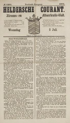 Heldersche Courant 1873-07-02