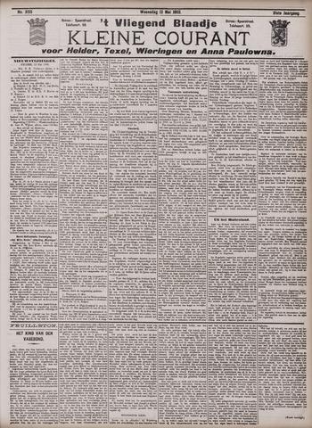 Vliegend blaadje : nieuws- en advertentiebode voor Den Helder 1903-05-13