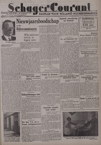 Schager Courant 1941