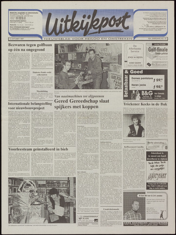 Uitkijkpost : nieuwsblad voor Heiloo e.o. 1997-10-15