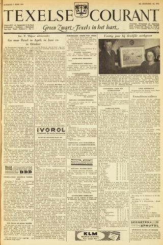 Texelsche Courant 1953-04-11