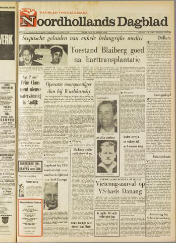 Noordhollands Dagblad : dagblad voor Alkmaar en omgeving 1968-01-03