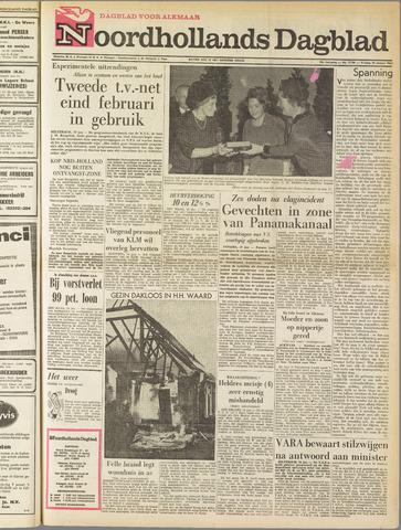 Noordhollands Dagblad : dagblad voor Alkmaar en omgeving 1964-01-10
