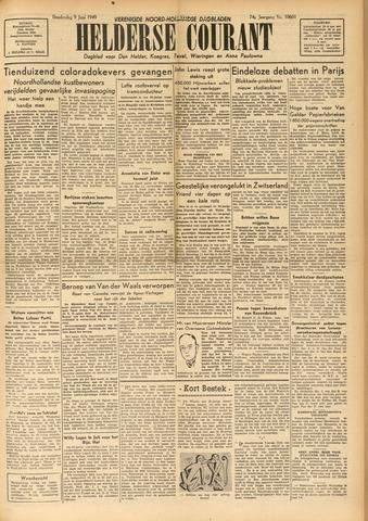 Heldersche Courant 1949-06-09