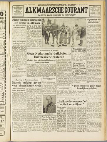 Alkmaarsche Courant 1955-01-21