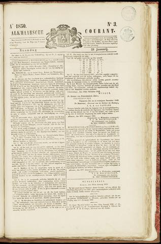 Alkmaarsche Courant 1850-01-21
