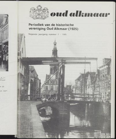 Oud Alkmaar 1985-04-01