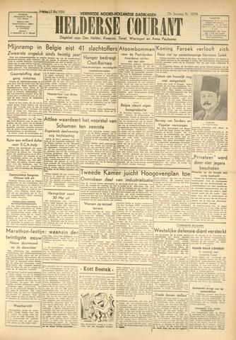 Heldersche Courant 1950-05-12