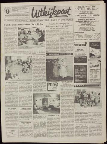 Uitkijkpost : nieuwsblad voor Heiloo e.o. 1991-09-04