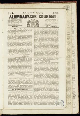Alkmaarsche Courant 1861-02-17