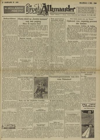 De Vrije Alkmaarder 1948-12-06