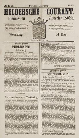 Heldersche Courant 1873-05-14