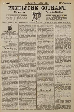 Texelsche Courant 1911-05-04
