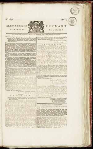 Alkmaarsche Courant 1832-03-26
