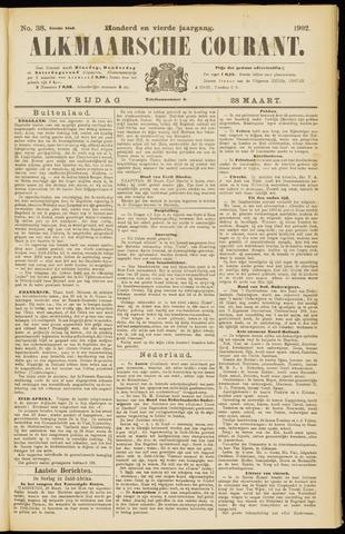 Alkmaarsche Courant 1902-03-28
