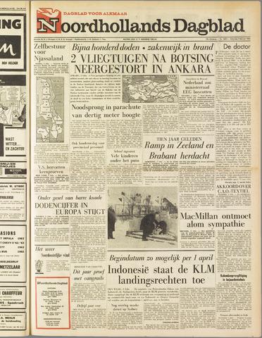 Noordhollands Dagblad : dagblad voor Alkmaar en omgeving 1963-02-02