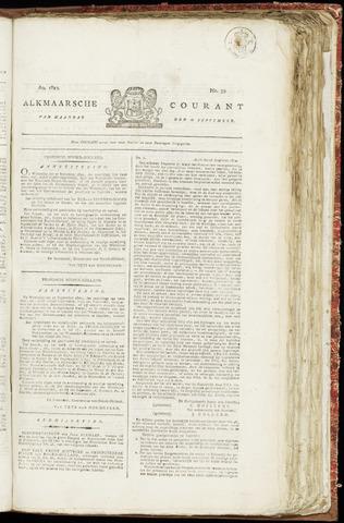 Alkmaarsche Courant 1820-09-18