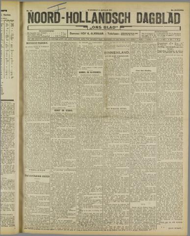Ons Blad : katholiek nieuwsblad voor N-H 1922-01-11