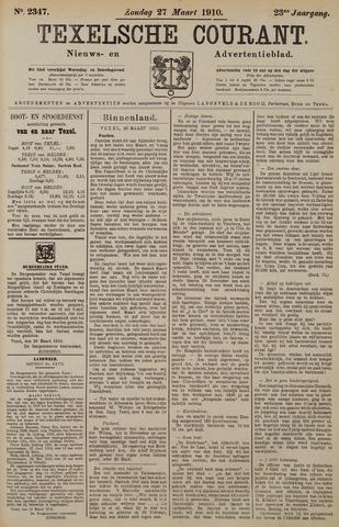Texelsche Courant 1910-03-27