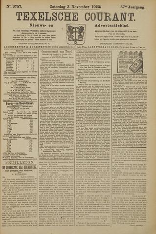 Texelsche Courant 1923-11-03