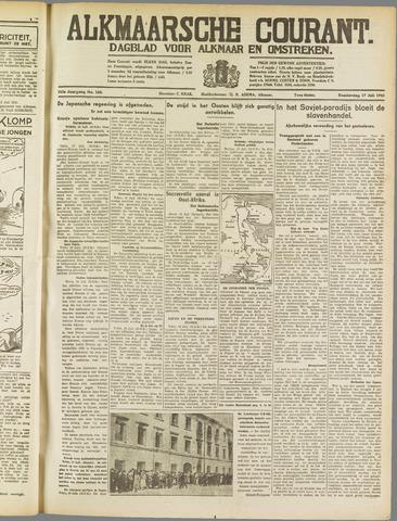 Alkmaarsche Courant 1941-07-17